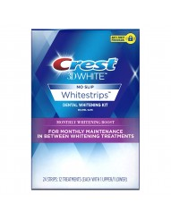 Crest 3D White Whitestrips Monthly Whitening Boost фото 1
