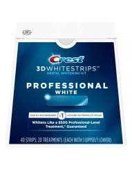 Crest 3D Whitestrips Professional White фото 1